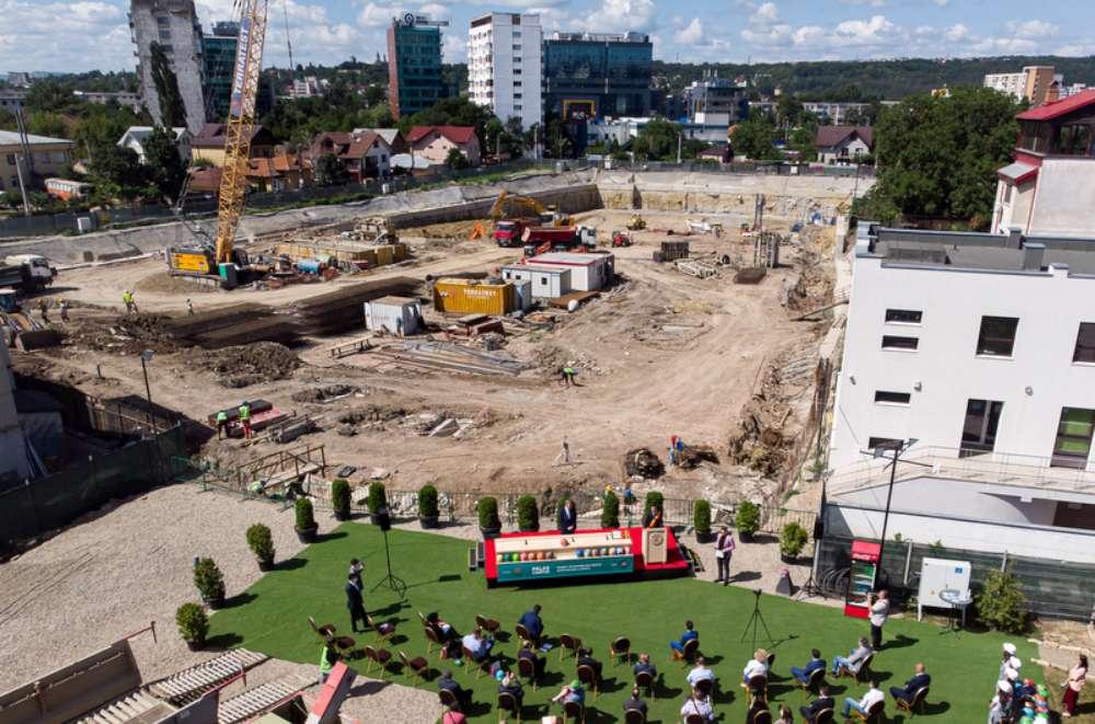 Poiectul Palas Campus, premiat prin curier cu ocazia hramului Sfintei Cuvioase Parascheva