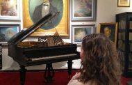 Pianul celebrului anticar Dumitru Grumazescu se muta in Casa Joseph Zoller