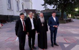 Era previzibil! Alexe si Chirica au transformat Mitropolia Moldovei în agent electoral