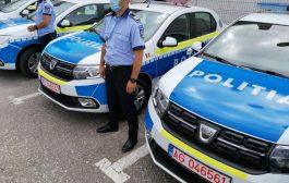 Parc nou de 100 de bolizi pentru confortul politistilor din Iasi. Pe cand rezultatele?