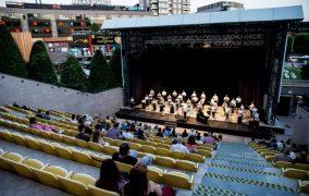 """Concerte ale filarmonicii, spectacol de teatru și Direcția 5, în această săptămână, la Palas""""."""
