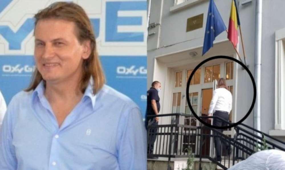 Omul de afaceri Cristin Zamosteanu a fost eliberat din arest