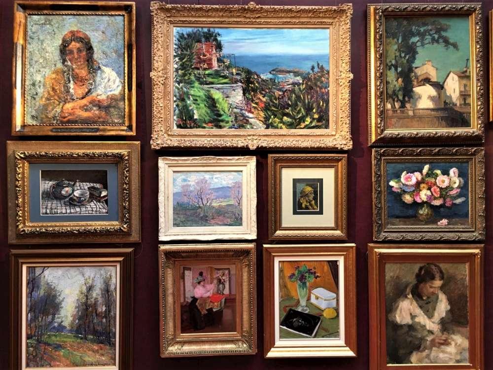 Picturi românesti de 200 de ani, scoase la licitatie