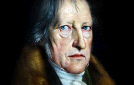 Filozofia, religia, stiinta, politica (23) – Georg Wilhelm Friedrich Hegel