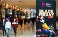 Cele mai inspirate cadouri de Crăciun te așteaptă la Palas. Profită de ultimul weekend de Black Friday X-MAS Edition!