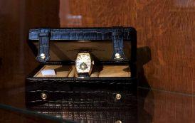 Ceasul recordurilor. Model licitat de la pretul de 55.000 euro