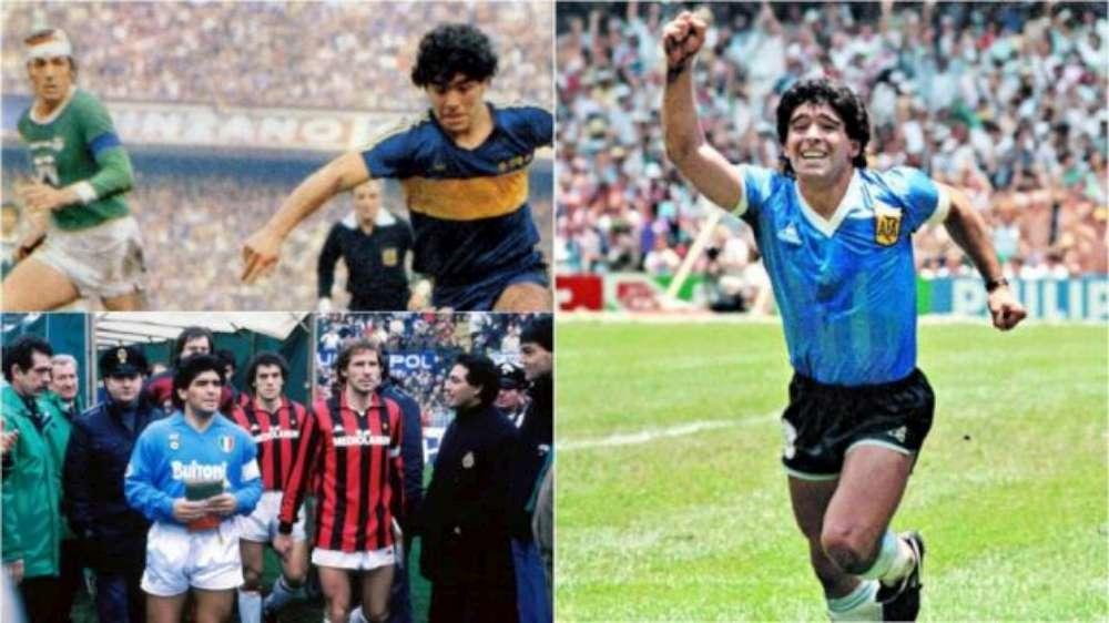 Legenda fotbalului mondial Diego Armando Maradona a murit la 60 de ani, în urma unui stop cardiac
