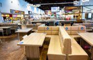Restaurantele, cafenelele și zonele de foodcourt din Palas și Iulius Mall sunt pregătite să întâmpine toți pofticioșii și în interior!