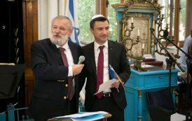 Liberalii aprind fitilul unei bombe diplomatice! Consilierul filosemitului Chirica, fost lider al extremiștilor de dreapta