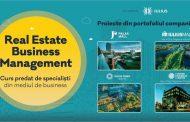 Start pentru cursul Real Estate Business Management. Specialiștii IULIUS pregătesc studenții FEAA pentru primul pas în carieră