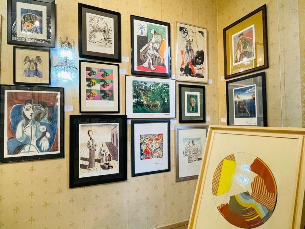 Picasso, licitat pentru renovarea Muzeului de Artă Brașov