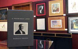 Barack Obama semnează la București
