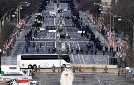 Washington, fortăreată pentru ceremonia de învestire a lui Joe Biden ca președinte al SUA