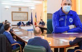 Un condamnat penal numit lângă șeful Poliției să vegheze la siguranța ieșenilor