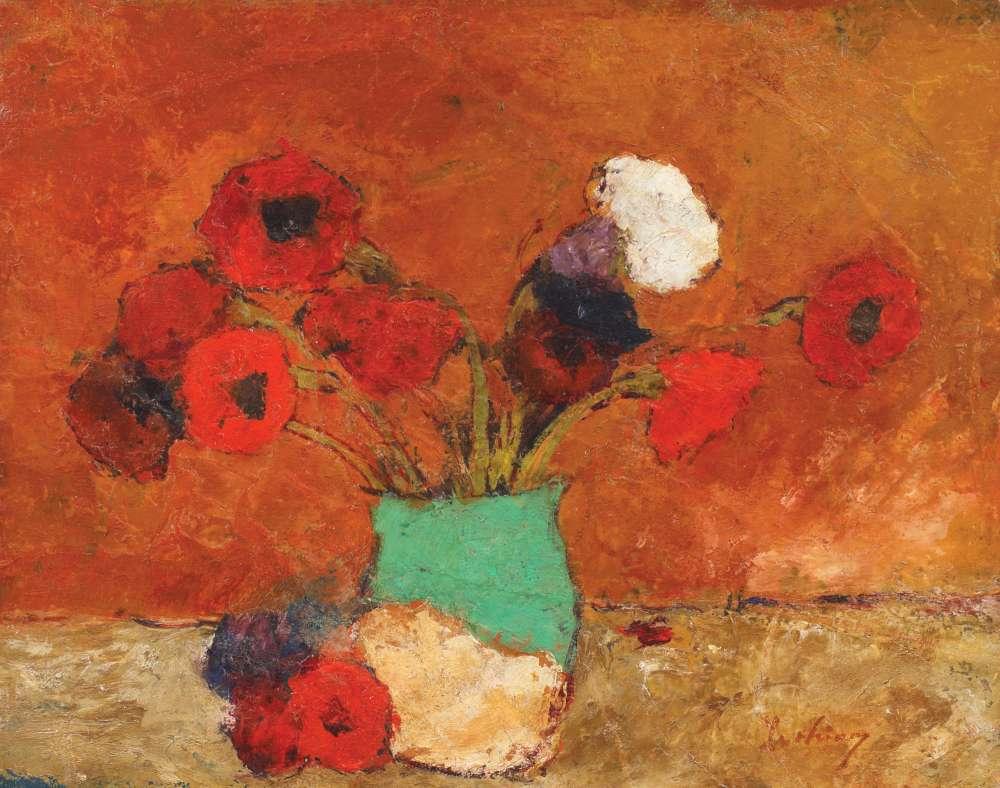 """""""Macii"""" lui Stefan Luchian, dar si picturi ale lui Grigorescu sau Tonitza, la Licitatia Primaverii"""