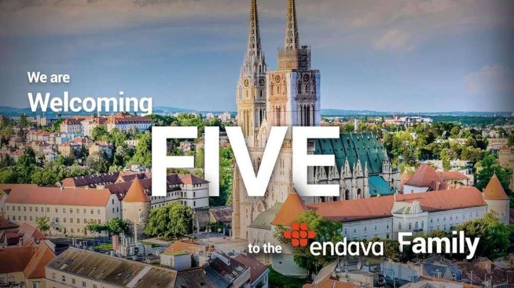 """Endava a cumparat Agentia digitala """"Five"""" cu sedii in SUA si Croatia"""