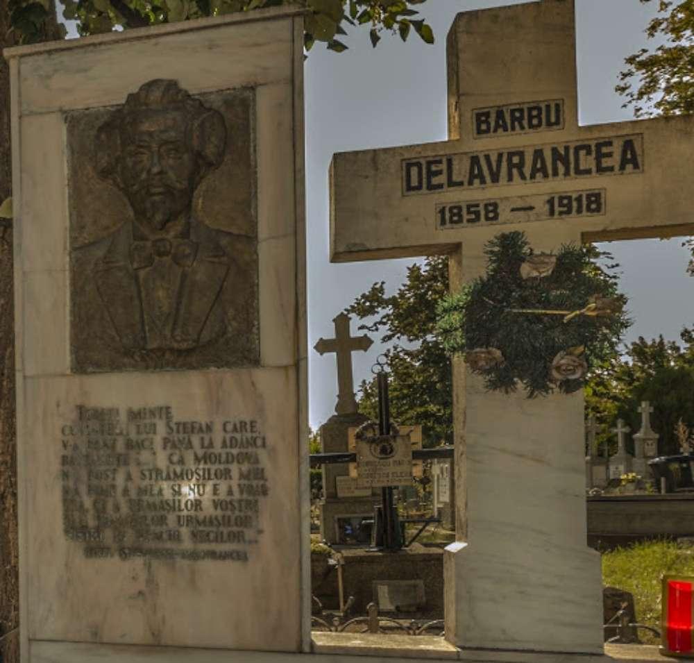Ateneul Național din Iași îl comemorează pe Barbu Ștefănescu Delavrancea