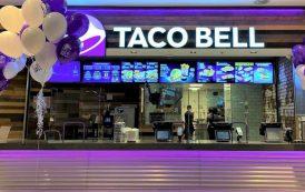 Taco Bell aduce spiritul #livemas în Iași, prin inaugurarea restaurantului din Palas Mall