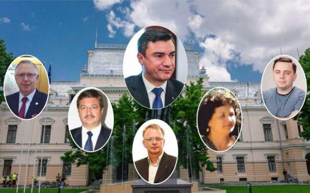 Sfetnicii secreti ai primarului Chirica – un viceprimar, o cercetata penal, un evreu, un consilier local de la tara si un fost comisar