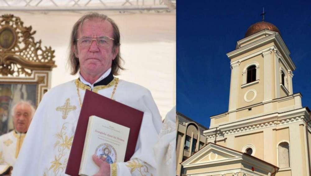 A murit preotul Merticariu de la Biserica Banu