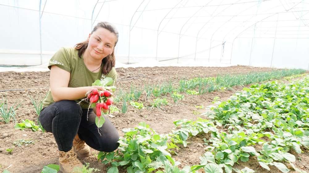 Povestea de succes a unei absolvente a USAMV Iasi! Afacere cu produse ecologice, pe fonduri europene, in satul natal