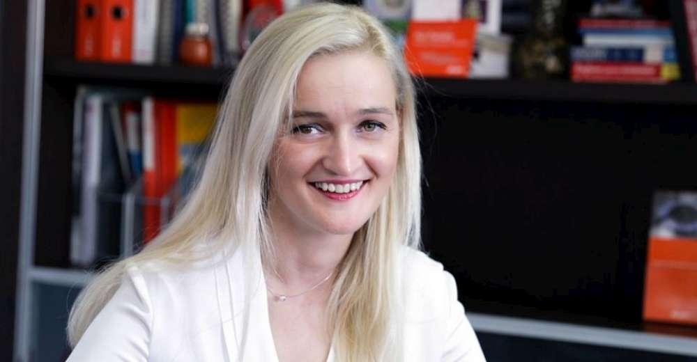 Claudia Griech este noul director general al E.ON Energie România