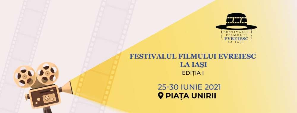 Începe prima ediție a Festivalului Filmului Evreiesc la Iași. Manifestări cu ocazia a 80 de ani de la Pogromul de la Iași