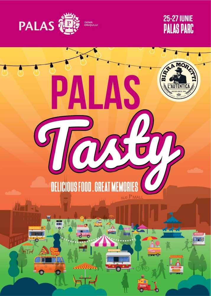 """""""Palas Tasty"""" și """"Weekend de Artă și Antichități"""" la Palas: trei zile pentru pofticioși și iubitori de obiecte vintage"""