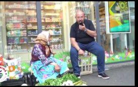 VIDEO. Apel la lichelele care amendeaza batrane neajutorate! Chirica si Zamfirescu, beliti ochii cum se face administratie!