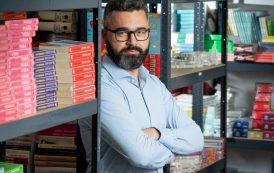 Librex încheie primul semestru cu afaceri de 920.000 de euro și atinge borna de două milioane de cârți vândute de la înființare
