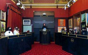 Arta prosperă în vremuri de criză. Situația pieței românești de artă în primul semestru al 2021