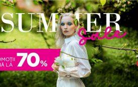 Summer Sale la Palas! Bucură-te de reduceri de până la 70%