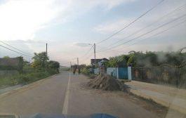 Drum public blocat trei zile la Tibanesti. Soferi pusi in pericol de de politisti si tarani tampiti