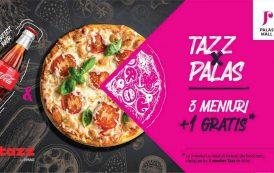 Tazz x Palas îți propun dish-uri cu specific internațional și premii