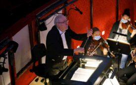 Corneliu Calistru a dirijat la 80 de ani, pe scena Operei din Iasi!