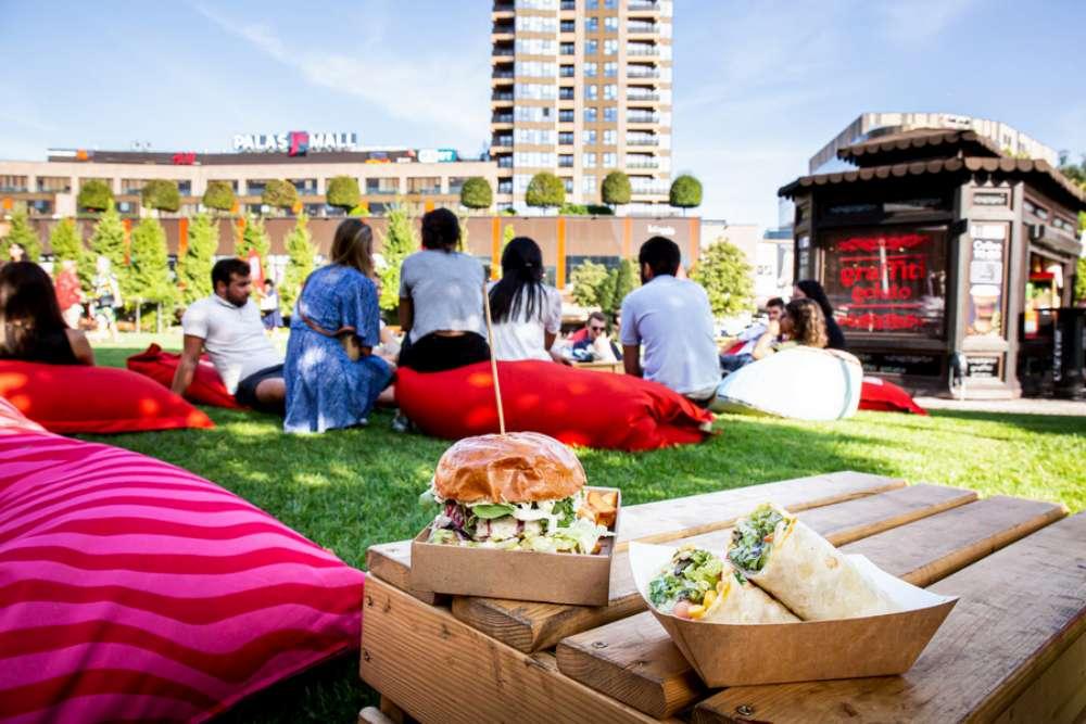 Festivalul gusturilor bune revine la Palas! Vino să explorezi noi dimensiuni gastronomice la Street Food Festival!