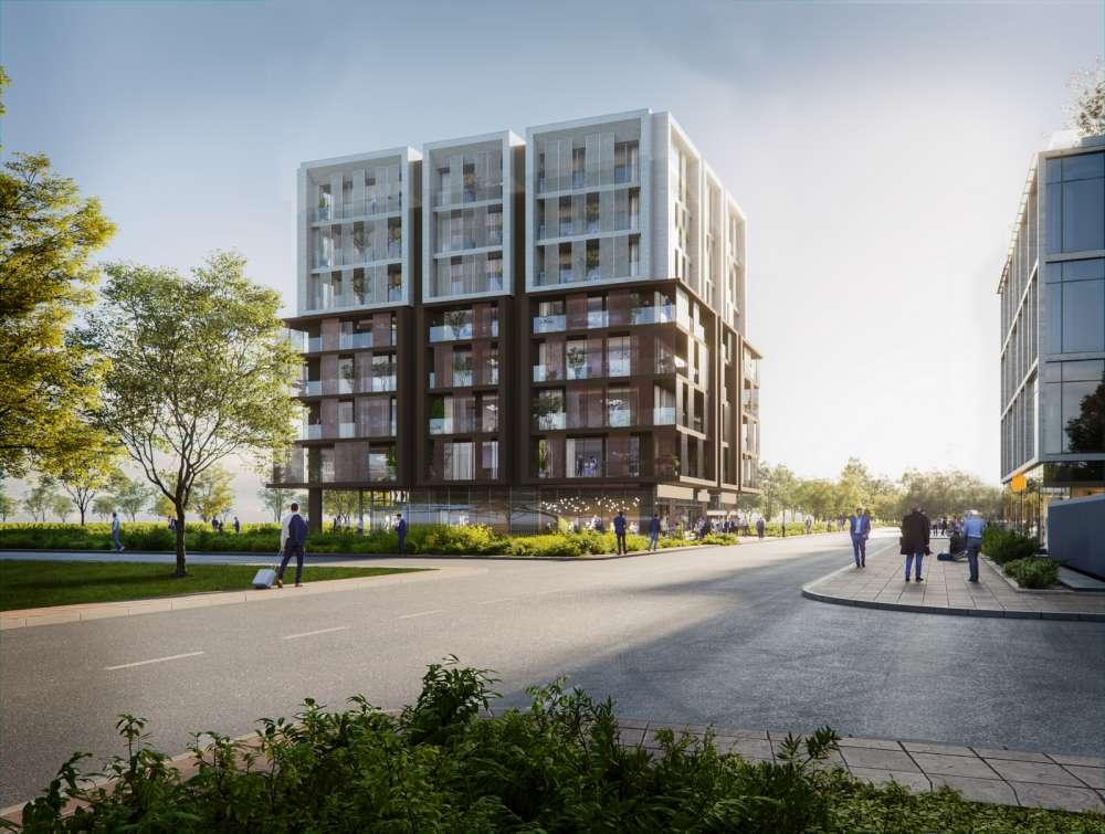 IULIUS dezvoltă prima sa clădire rezidențială, lângă Palas Campus – 44 de apartamente green smart, în zona Sf. Andrei