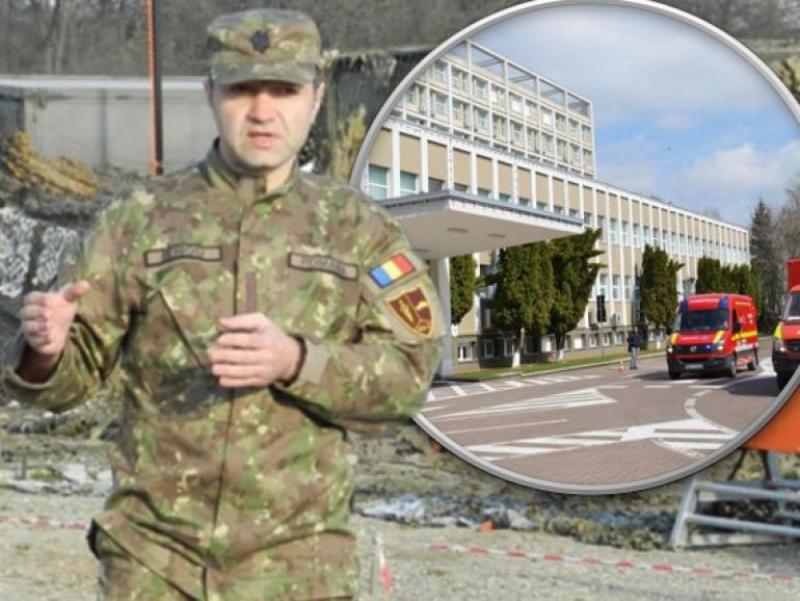 El este colonelul adus de la Brasov  pentru a coordona